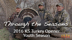 2016 Youth Season Opener - Kansas Rio Grande Turkey Hunting